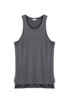 TERRY TANK TOP GRAY - GHTG